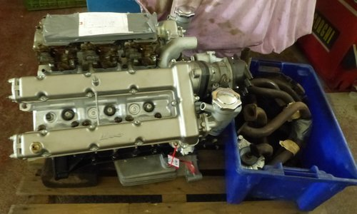 1970 Fiat Dino Coupé 2400 project-car, engine overhauled For Sale (picture 6 of 6)