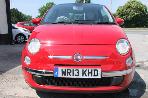 2013 FIAT 500 1.2 LOUNGE 3DR SOLD (picture 4 of 6)