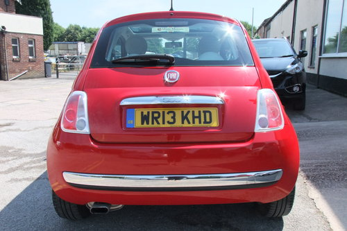 2013 FIAT 500 1.2 LOUNGE 3DR SOLD (picture 5 of 6)