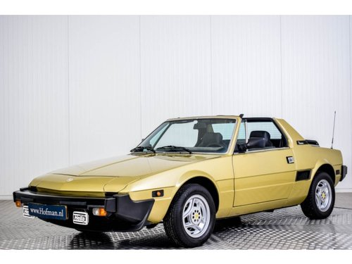 1981 Fiat X 1/9 1500  For Sale (picture 1 of 6)
