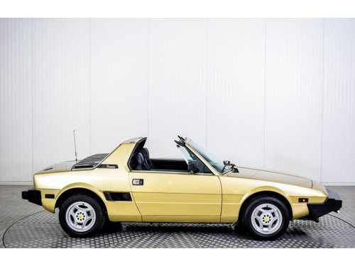 1981 Fiat X 1/9 1500  For Sale (picture 4 of 6)