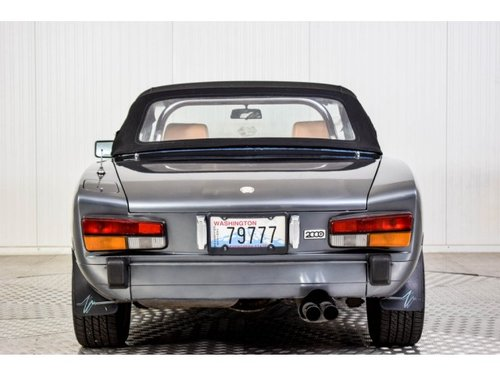 1979 Fiat 124 Spider 2000 For Sale (picture 4 of 6)