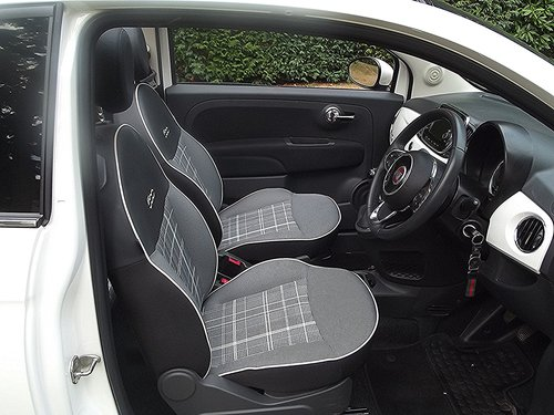 2016 FIAT 500 LOUNGE CONVERTIBLE SOLD (picture 4 of 6)