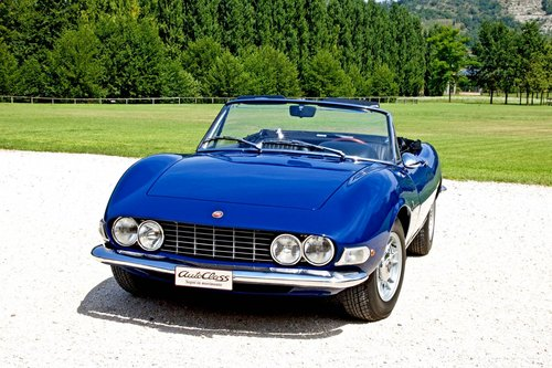 1967 Fiat Dino Spider 2.0 For Sale (picture 2 of 6)