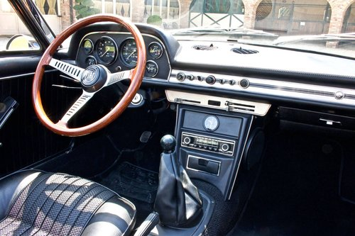 1967 Fiat Dino Spider 2.0 For Sale (picture 3 of 6)