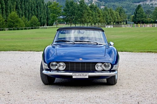 1967 Fiat Dino Spider 2.0 For Sale (picture 5 of 6)