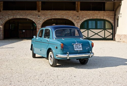 1954 Fiat 100 TV -Completely restored- MM Elegible  For Sale (picture 2 of 6)