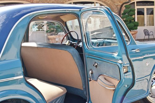 1954 Fiat 100 TV -Completely restored- MM Elegible  For Sale (picture 4 of 6)
