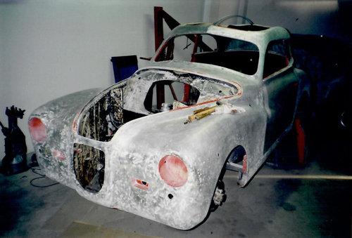 1948 Fiat Maestri 500 B -Berlinetta-  For Sale (picture 3 of 6)