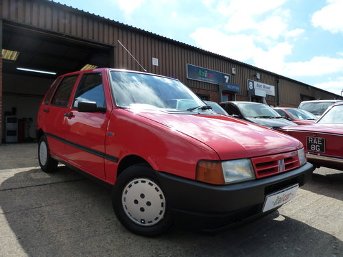 1992 FIAT UNO 60S Just 31k Miles, Time Warp Condition! For Sale (picture 1 of 6)