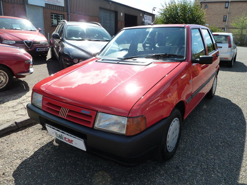 1992 FIAT UNO 60S Just 31k Miles, Time Warp Condition! For Sale (picture 2 of 6)