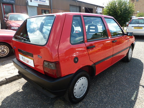 1992 FIAT UNO 60S Just 31k Miles, Time Warp Condition! For Sale (picture 3 of 6)