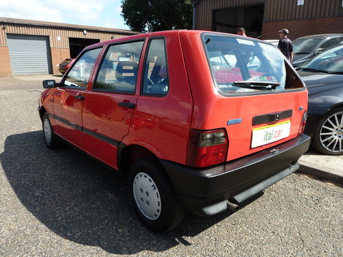 1992 FIAT UNO 60S Just 31k Miles, Time Warp Condition! For Sale (picture 4 of 6)