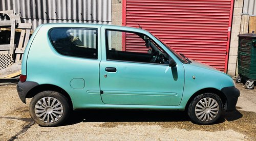 Fiat Seicento S 1.1 2002 manual swap px For Sale (picture 2 of 4)