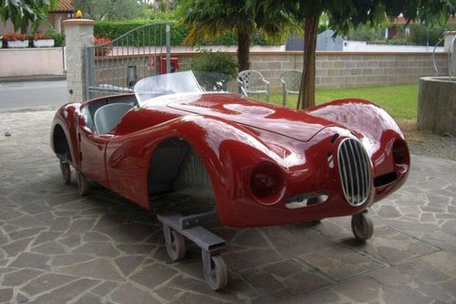 1938 Fiat 508C Barchetta by Bidée For Sale (picture 1 of 6)