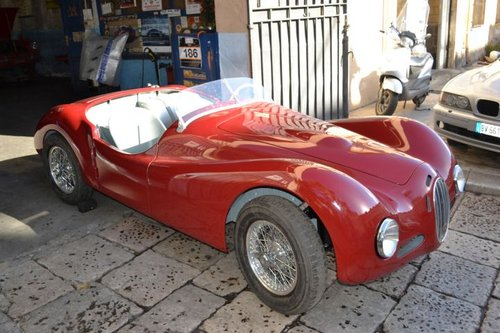 1938 Fiat 508C Barchetta by Bidée For Sale (picture 4 of 6)