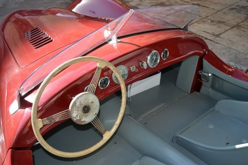 1938 Fiat 508C Barchetta by Bidée For Sale (picture 6 of 6)