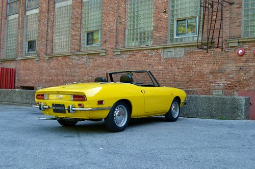 1972 Fiat 850 Sport Spider, Extremely Well-Preserved,  For Sale (picture 2 of 6)