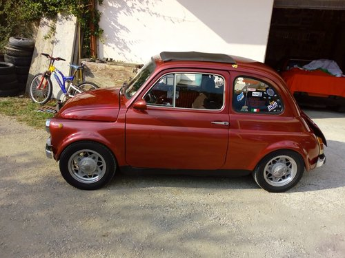 Fiat 500 For Sale (picture 2 of 2)