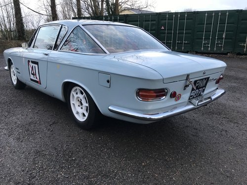 1965 Fiat 2300S Abarth Coupe Currently Stolen / Missing For Sale (picture 3 of 6)