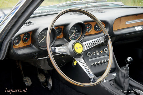 1967 Unique Fiat Dino 2000 LHD For Sale (picture 2 of 6)
