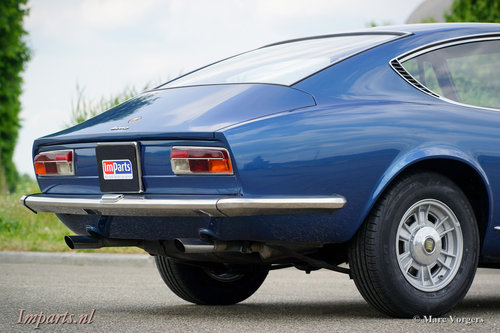 1967 Unique Fiat Dino 2000 LHD For Sale (picture 5 of 6)