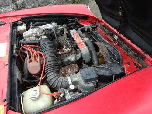 1984 FIAT 124 SPIDER EUROPA AZZURRA PININFARINA For Sale (picture 1 of 6)