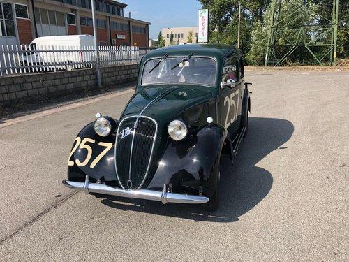 1939 Fiat 508C Ex Mille Miglia 47/1948 SOLD (picture 3 of 5)
