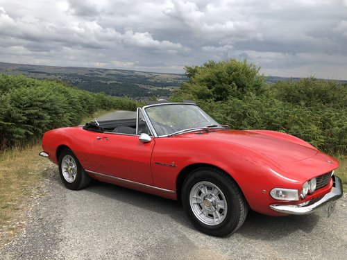 1967 Fiat Dino Spyder 2.0  For Sale (picture 1 of 6)