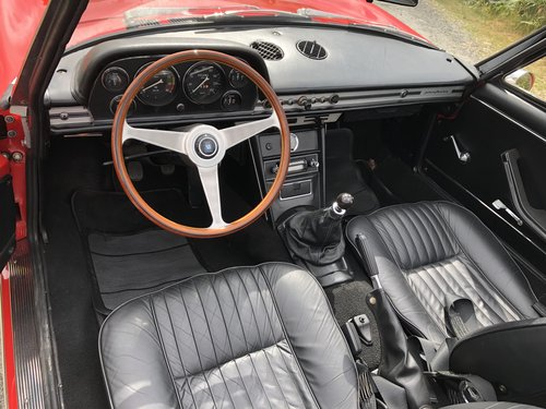 1967 Fiat Dino Spyder 2.0  For Sale (picture 3 of 6)