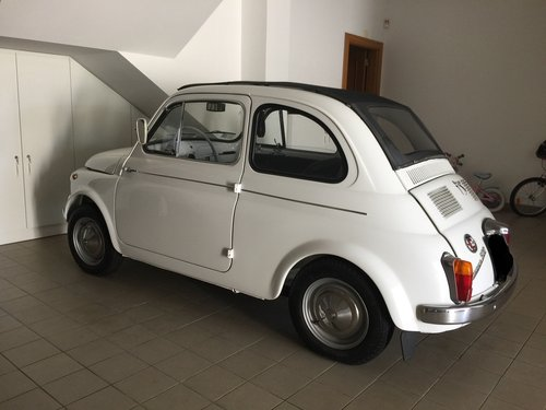 1960 FIAT NUOVA 500 For Sale (picture 1 of 6)