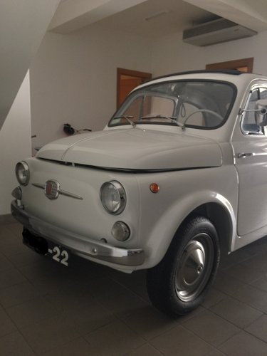 1960 FIAT NUOVA 500 For Sale (picture 3 of 6)