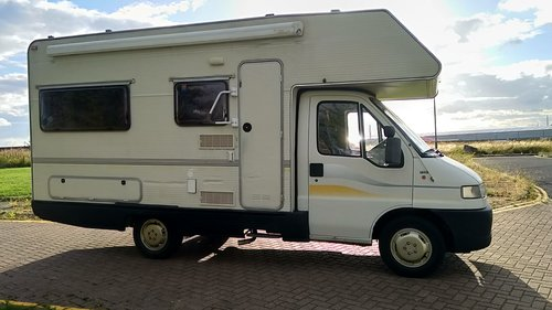 1998 LEFT HAND DRIVE FIAT 1.9 JTD AUTOSLEEPER - MOT APRIL 19 SOLD (picture 4 of 6)