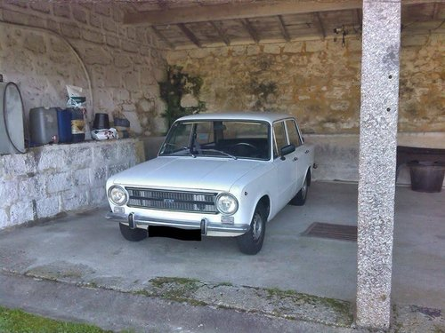 1972 Fiat 124 R For Sale (picture 1 of 6)
