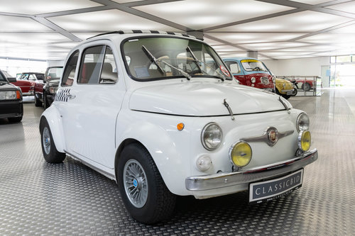 1971 Fiat 500 Abarth 695 SS-Look LHD For Sale (picture 1 of 6)