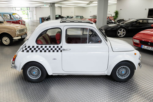 1971 Fiat 500 Abarth 695 SS-Look LHD For Sale (picture 2 of 6)