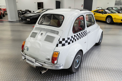 1971 Fiat 500 Abarth 695 SS-Look LHD For Sale (picture 3 of 6)