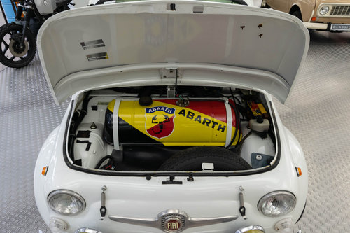 1971 Fiat 500 Abarth 695 SS-Look LHD For Sale (picture 4 of 6)