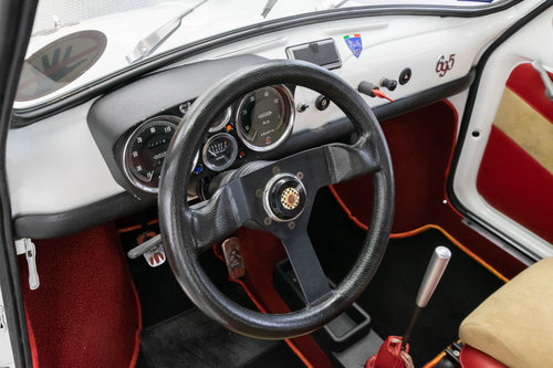 1971 Fiat 500 Abarth 695 SS-Look LHD For Sale (picture 6 of 6)