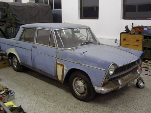 1963 Fiat 1800 B For Sale (picture 1 of 6)