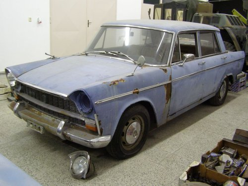 1963 Fiat 1800 B For Sale (picture 2 of 6)