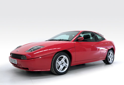 2001 Fiat Coupe 20v turbo 25,000 miles DEPOSIT TAKEN! SOLD (picture 1 of 6)