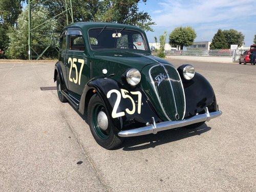 1939 Fiat 508C Ex Mille Miglia 47/1948 SOLD (picture 1 of 5)