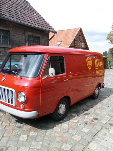 1970 FIAT 238 Lorry - Service Car SOLD (picture 1 of 6)