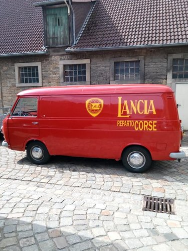 1970 FIAT 238 Lorry - Service Car SOLD (picture 3 of 6)