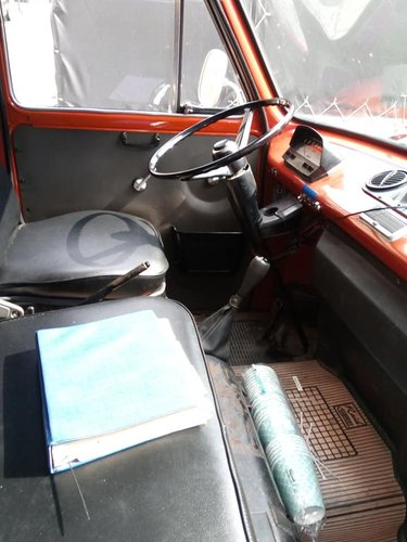 1970 FIAT 238 Lorry - Service Car SOLD (picture 6 of 6)