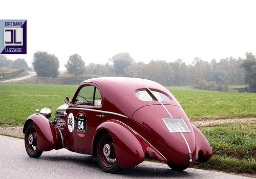 EXCEPTIONAL 1935 FIAT 508 CS BERLINETTA 1000 MIGLIA  For Sale (picture 3 of 6)