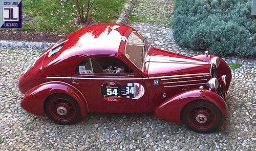 EXCEPTIONAL 1935 FIAT 508 CS BERLINETTA 1000 MIGLIA  For Sale (picture 5 of 6)