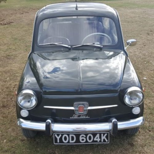 1971 FIAT 500 for sale | Classic Cars For Sale, UK |Fiat 600 1971