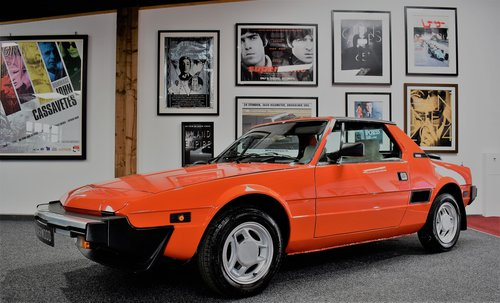 1982 Fiat X1/9 SOLD (picture 1 of 6)